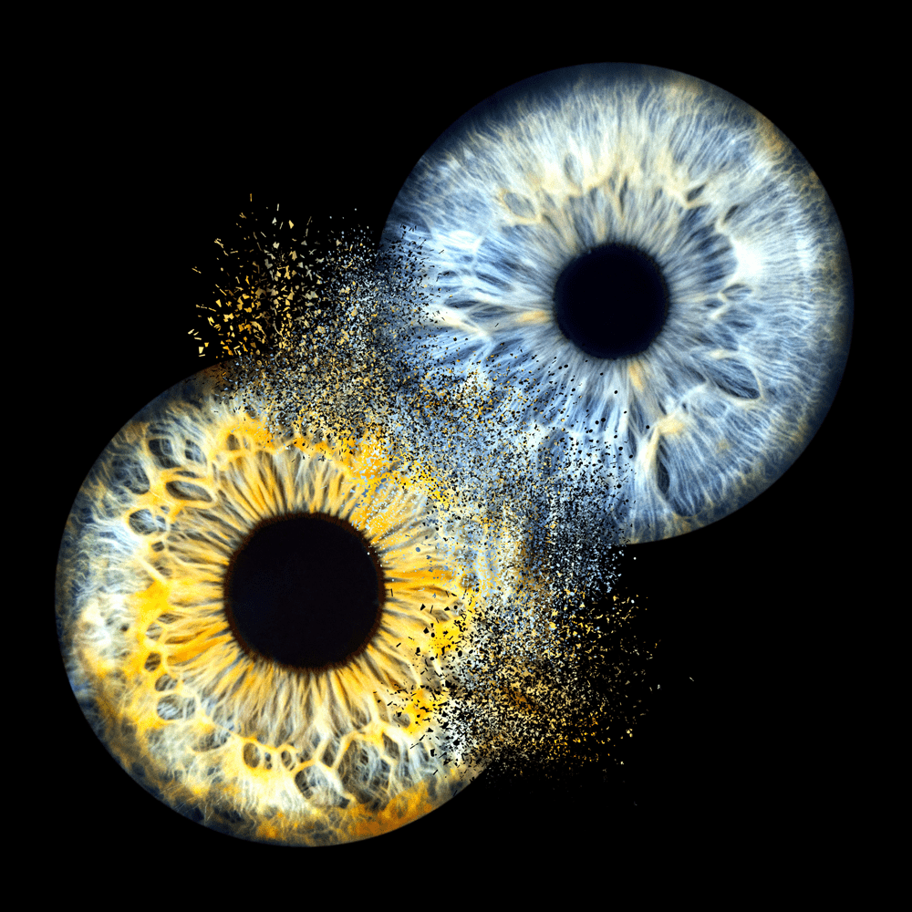 Irisfoto